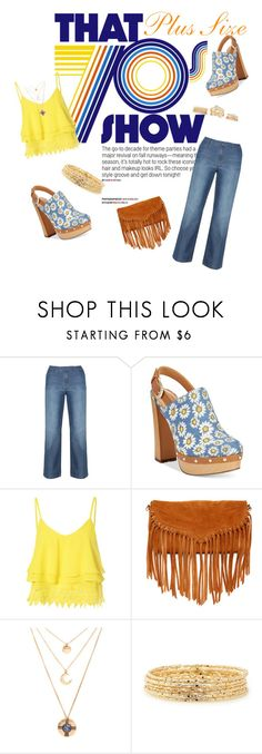 """""""Untitled #129"""" by twisted1beauty ❤ liked on Polyvore featuring Report, Glamorous, SUSU, Forever 21 and Panacea"""