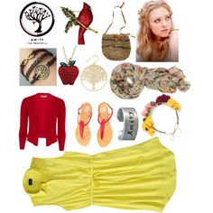 Amity Look!  A Divergent Outfit
