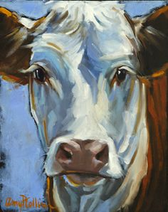 """""""Danny Boy"""" - oil painting by Amy P. Collins"""