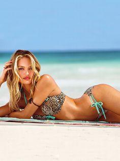 Candice Swanepoel 2da Parte del Victoria's Secret Swim