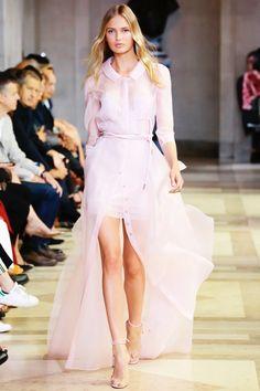 Fashion Inspiration   Runway: Carolina Herrera Spring 2016 RTW, New York