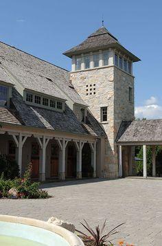 TEA2 Architects - Chateau Cache - Minnetrista, MN