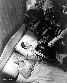I know that this isnt really art. But film making is, and the love between doris and Rock is so beautiful. It is art.