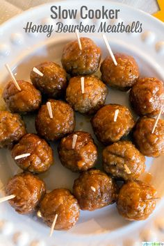 Meatball appetizers, Appetizers and Recipe on Pinterest