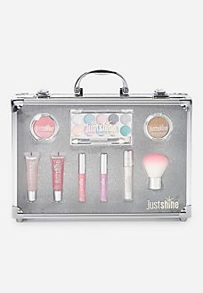 Silver Sparkle Deluxe Beauty Kit