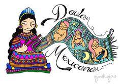 OJOSHOJAS doula mexican woman feminity maternity