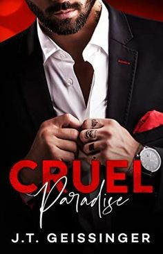 Cruel Paradise, is the latest contemporary romance book by J.T. Geissinger. Check out the book review from romance book blogger, She Reads Romance Books, of this must read book of 2020. New Romance Books, Romance Novels, Contemporary Romance Books, Books To Read Online, Book Authors, Book Recommendations, Book Lists, The Book, Good Books