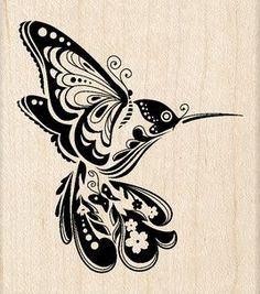 Rubber stamp that I just might get as a tattoo.
