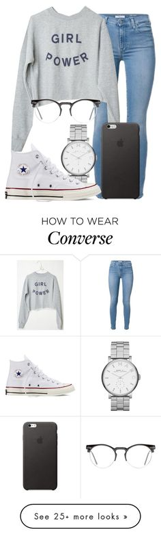 """War Zone"" by mallorimae on Polyvore featuring Marc by Marc Jacobs, Converse, Spitfire, women's clothing, women, female, woman, misses and juniors"