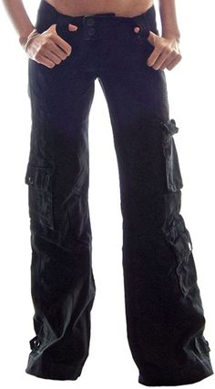 Cargo Pants Outfit, Cargo Pants Women, Pants For Women, Swaggy Outfits, Cool Outfits, Fashion Pants, Fashion Outfits, Hipster Pants, Combat Pants