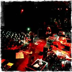 Opeth US 2013