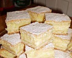 Citromos-fehércsokis réteges süti. Guszta, isteni finom és egyszerű. Mi másra vágyhatnánk még? :-)