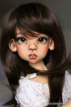 В образе Лукреции Борджиа / Куклы Кайе Виггз, Kaye Wiggs dolls / Бэйбики. Куклы фото. Одежда для кукол