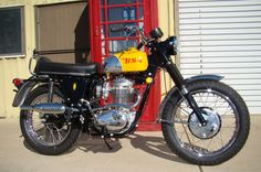 1969 BSA 441 Victor Special - Bought one in1969,  never liked it.  Heavy and slow reacting.  No match for the Yamaha Enduros I rode trails with.  But, I might like it now?