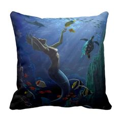 Mermaid Throw Pillows We have the best promotion for you and if you are interested in the related item or need more information reviews from the x customer who are own of them before please follow the link to see fully reviewsShopping          Mermaid Throw Pillows please follow the ...