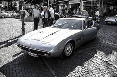 Maserati, people, street, car, people, Aachen