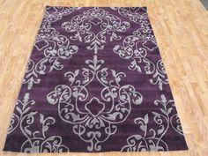 Gray Purple Rug | Shopzilla U2013 Purple Green Room Decorations Rugs Shopping U2013  Home