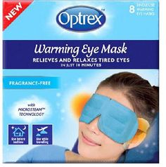 Optrex Warming Eye Mask Optrex Warming Eye Mask: Express Chemist offer fast delivery and friendly, reliable service. Buy Optrex Warming Eye Mask online from Express Chemist today! (Barcode EAN=5011417566633) http://www.MightGet.com/january-2017-11/optrex-warming-eye-mask.asp