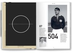 Toumba Magazine by Dimtris Papazoglou #grafica #impaginazione #editorial #calcio