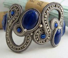 Ocean blue ring