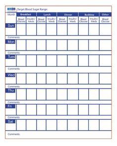 Blood pressure monitoring sheet pdf
