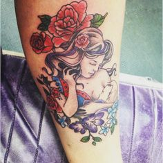 10 Creative Tattoos That Celebrate The Beauty Of Breastfeeding