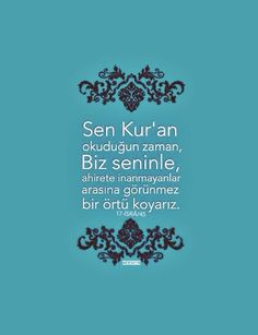 Islam Muslim, Allah Islam, Learn Turkish Language, Hafiz, Islamic Love Quotes, Quran Quotes, Beautiful Words, Ramadan, Quotations