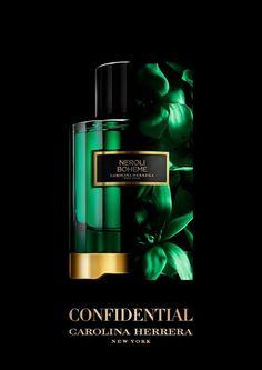 Neroli Boheme Carolina Herrera - ♀♂ унисекс парфюм, 2015 год.