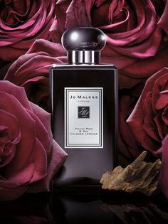 Jo Malone London | Velvet Rose & Oud | Cologne Intense 100ml...a rich sexy fragrance. A gift from Mike. Adore.