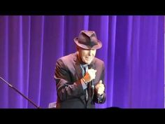 Old Ideas Tour ~ Leonard Cohen, Save The Last Dance For Me (The Drifters cover) Gent  ~ 8.14.2012