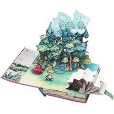 Alice's Adventures in Wonderland Pop-Up Book - The Met Store - Alice's Adventures in Wonderland Pop-Up Book - Kids' Books & Media - Kids - The Met Store