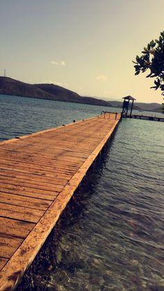 Island walk
