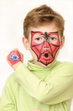 """Spiderman Birthday Party Ideas...the kid in me is saying """"YESSSSS!!!"""""""
