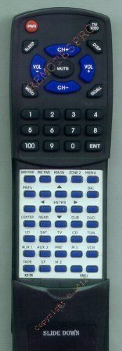 KRELL Replacement Remote Control for 305166, AV STANDARD, HTS 2 SIMPLE by Redi-Remote. $39.95. This is a custom built replacement remote made by Redi Remote for the KRELL remote control number 305166. *This is NOT an original  remote control. It is a custom replacement remote made by Redi-Remote*  This remote control is specifically designed to be compatible with the following models of KRELL units:   305166, AV STANDARD, HTS 2 SIMPLE, HTS 5.1 SIMPLE, KAVHTS, S1000,...