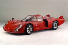 1968 Alfa Romeo Tipo 33/2 Long Tail Sports Prototype Coupe