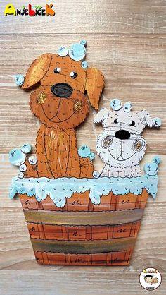 anjelicek / Menovka - kúpeľňa Teddy Bear, Toys, Animals, Activity Toys, Animales, Animaux, Clearance Toys, Teddy Bears, Animal
