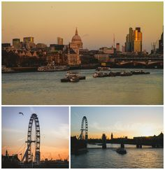 Jackie Parsons Photography - trip to London, views from the Thames, The London Eye