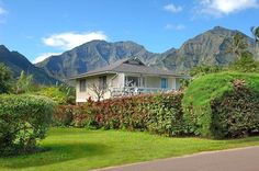 Hanalei Hideaway is a North Shore,  House offered by Kauai Vacation Rentals & Real Estate, Inc. Get more information and check availability for this Kauai vacation rental and experience a relaxing Kauai getaway.