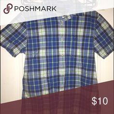 Men's Plaid American Eagle shirt Men's Plaid American Eagle shirt American Eagle Outfitters Shirts Casual Button Down Shirts