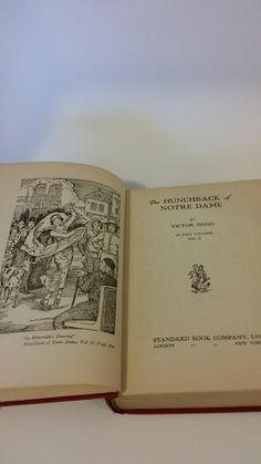 Antique The Hunchback of Notre Dame Victor by TheAntiqueFarmhouse
