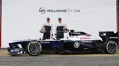 2013 Formula 1 car