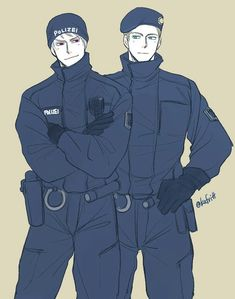 Police Germany and Prussia