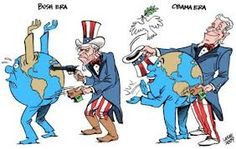 Bush Era Obama Era