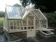 greenhouses for backyard | Greenhouse in the Backyard | My Perfect House