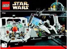 Star Wars - Home One Mon Calimari Star Cruiser [Lego 7754]