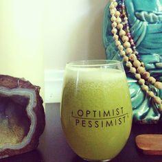 Antioxidant & Alkaline balancing juice.