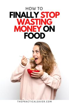 Are you wasting food every week? | The Practical Saver | Food waste is real and happens to be a huge waste of money also. Learn my favorite kitchen hack to reduce food waste, eat healthy, and save money on groceries. You'll never guess this simple trick perfect for busy people, meal planning, and frugal living. Check out this easy way to stop unintentionally wasting food and save money. #frugal #savemoney #platejoy Money Saving Meals, Save Money On Groceries, Ways To Save Money, Money Tips, Good Credit Score, Best Insurance, Budgeting 101, Early Retirement