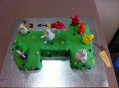 Where is the green sheep first birthday