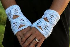Taming the Butterfly - free crochet pattern