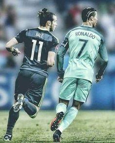 Bale :-*Ronaldo :-*